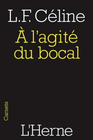A l'agité du bocal