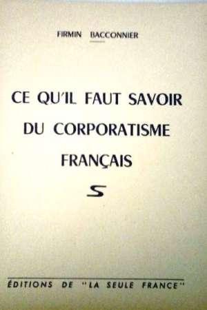 Ce qu'il faut savoir du corporatisme français