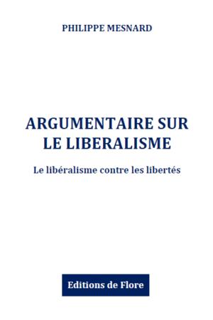 Argumentaire sur le libéralisme
