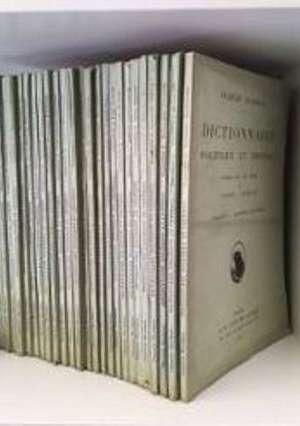 Dictionnaire politique et critique (complément)