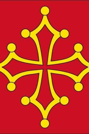 Drapeau Occitan 90×150