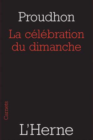La célébration du dimanche