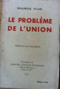 Le problème de l'union