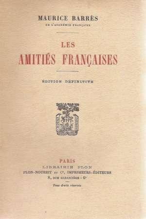 Les Amitié Françaises