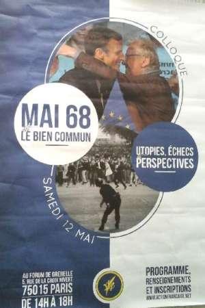 Mai 68 et le Bien Commun