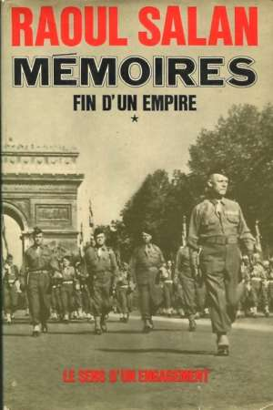 Mémoires, Fin d'un empire, tome 1