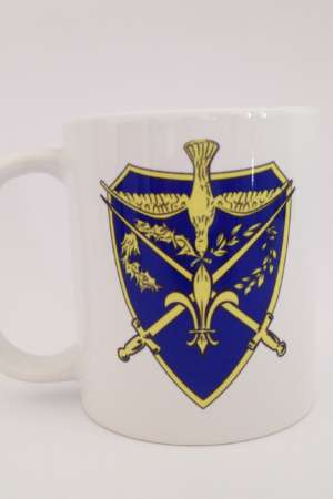 Mug Camelot bleu