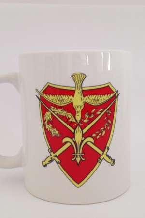 Mug Camelot rouge