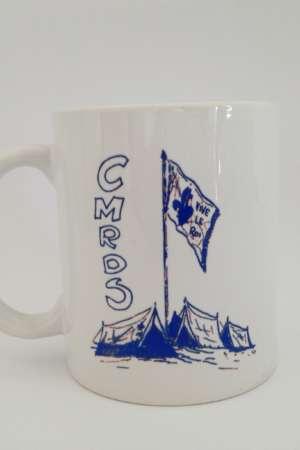 Mug CMRDS «Tente»