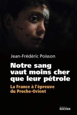 Notre sang vaut moins cher que leur pétrole