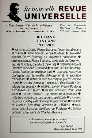 Nouvelle Revue Universelle 45
