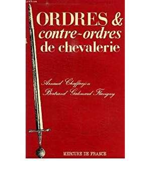 Ordres et contre-ordres de chevalerie