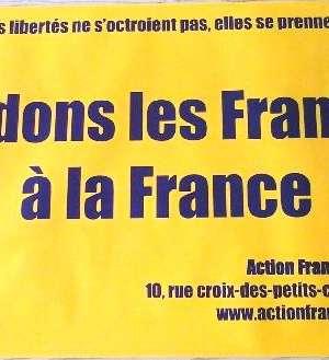 Rendons les Français à la France