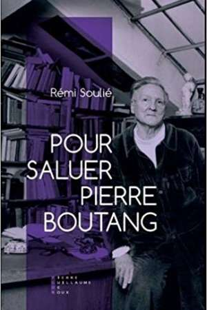 Pour saluer Pierre Boutang