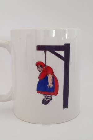 Mug Marianne pendue