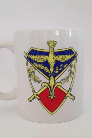Mug Camelot tricolore