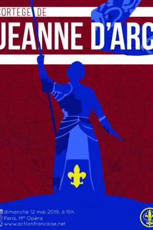 Affiche Jeanne 2019