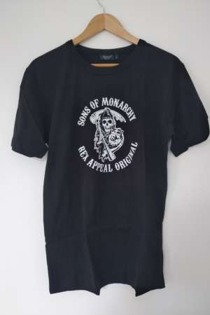 Tee-shirt enfant Sons of Monarchy