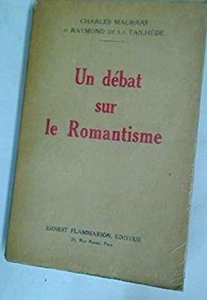 Un débat sur le Romantisme