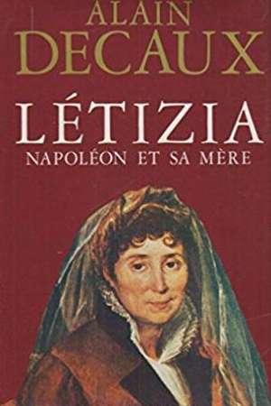 Létizia, Napoléon et sa mère