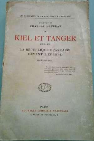 Kiel et Tanger