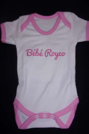 Body Bébé Royco
