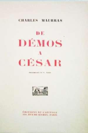 De Demos à Cesar