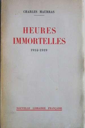 Heures Immortelles – 1914-1919