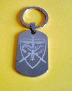 Porte-clefs, camelot du roi