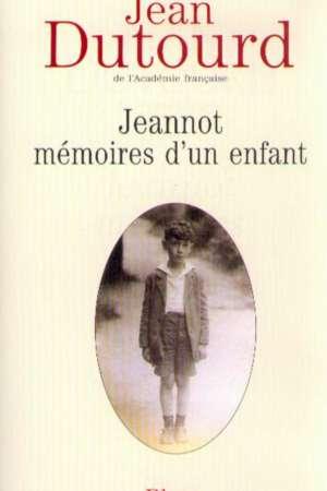 Jeannot mémoires d'un enfant