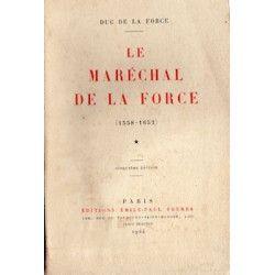 Le maréchal de la Force
