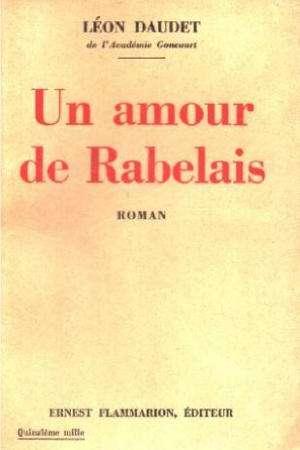 Un amour de Rabelais