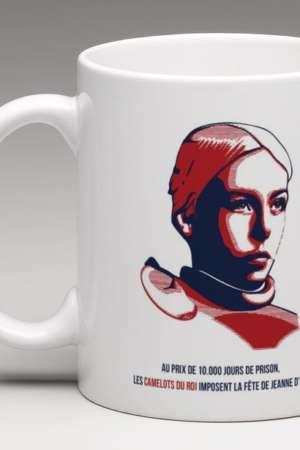 Mug Jeanne centenaire