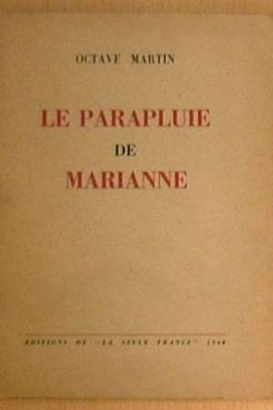 Le parapluie de Marianne