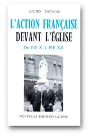 L'Action française devant l'Église