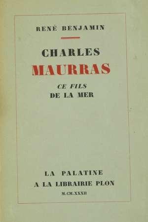 Charles Maurras, ce fils de la mer