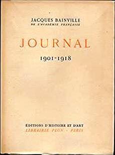 Journal – 1901-1918