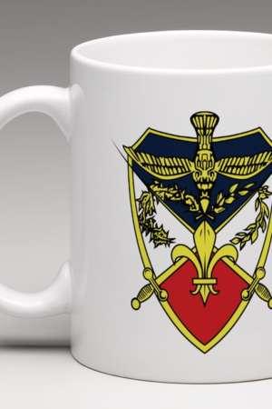 Mug tricolore