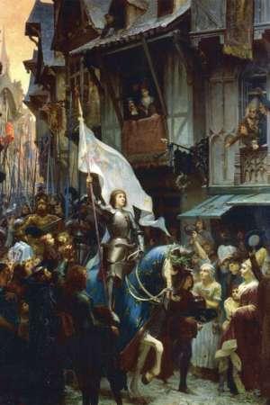 Puzzle Jeanne d'Arc