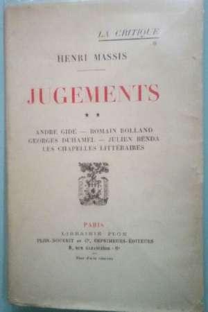 Jugements – tome 2