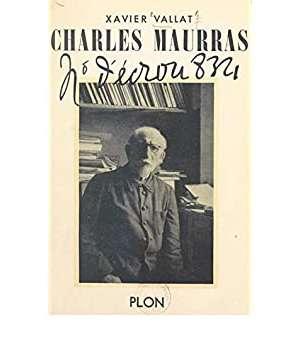 Charles Maurras – Numéro d'écrou 8.321