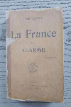La France en alarme