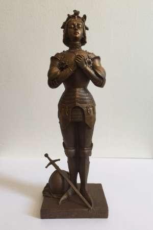 Statue de Jeanne d'Arc (d'après Antonin Mercié)