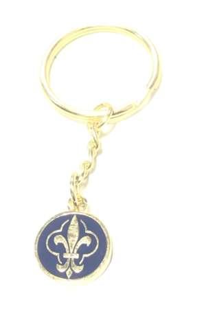 Porte-clefs Action française
