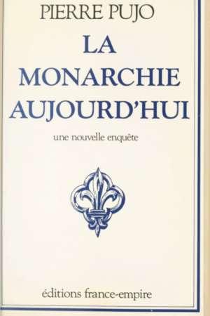 La monarchie aujourd'hui – Une nouvelle enquête