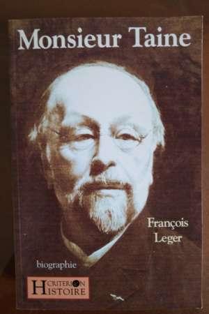 Monsieur Taine