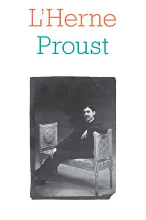 Cahier Marcel Proust