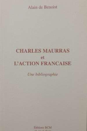 Charles Maurras et l'Action française – Une bibliographie