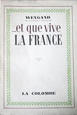 …et que vive la France