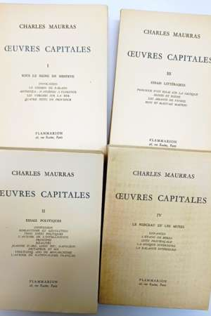 Oeuvres Capitales